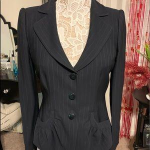 Beautiful pinstriped Armani jacket.